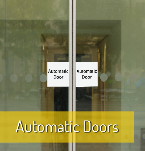 Automatic Doors, Automated Doors