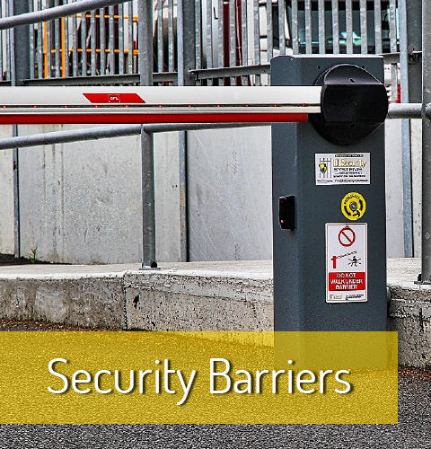 Security Barriers, Traffic Barriers
